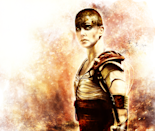 Furiosa wanders into more surreal terrain in this work by p1xer.