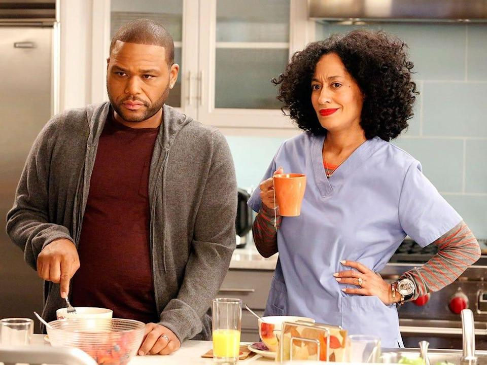 anthony anderson tracee ellis ross blackish