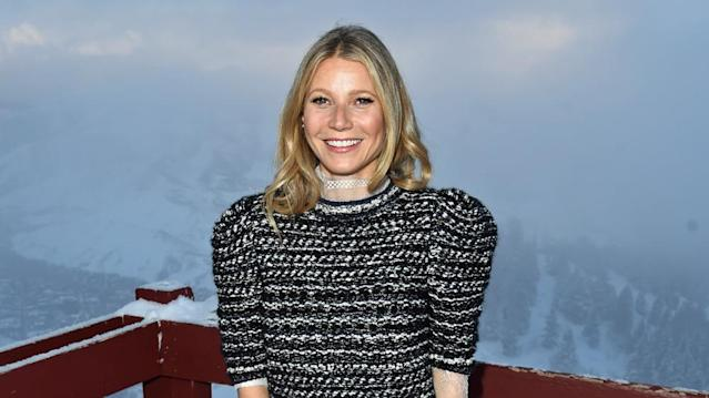 Gwyneth Paltrow at the Sun Valley Film Festival. ( <span>Photo: Getty Images/Courtesy Sun Valley Film) </span>