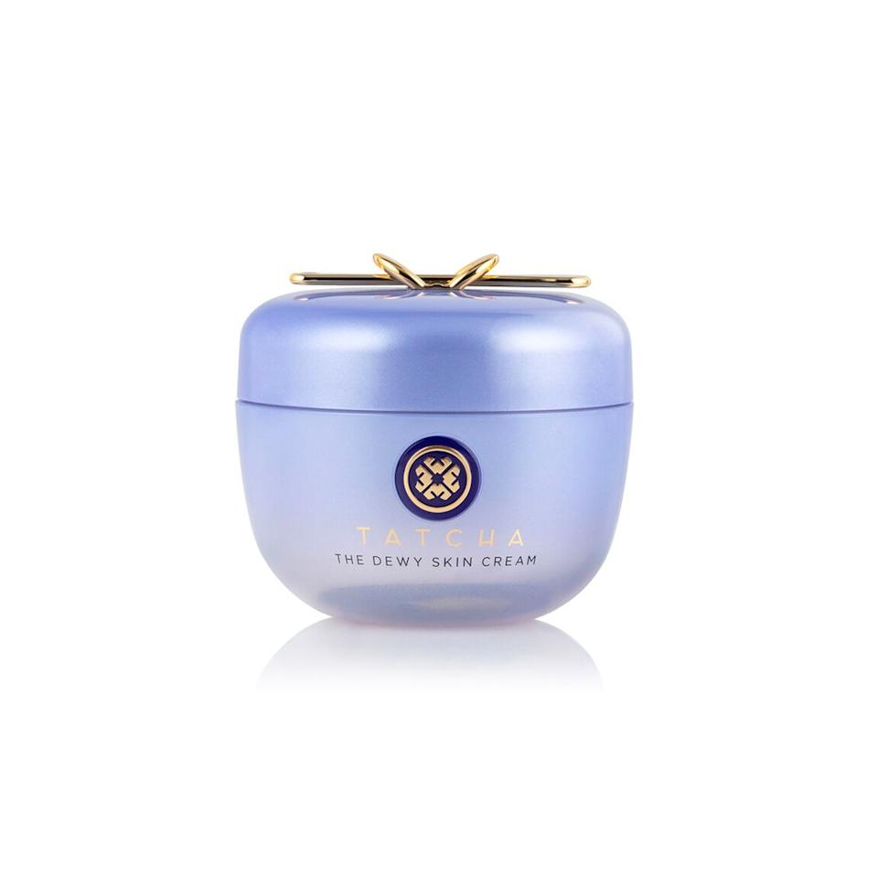 "$68, Tatcha. <a href=""https://www.tatcha.com/product/DS-CREAM.html"">Get it now!</a>"