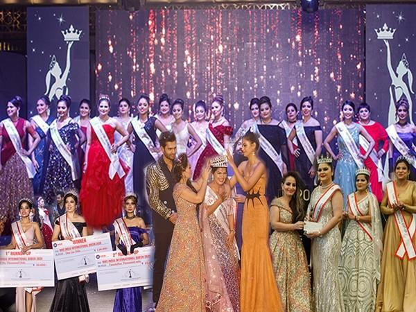 India's biggest beauty pageant Mrs India International Queen 2020