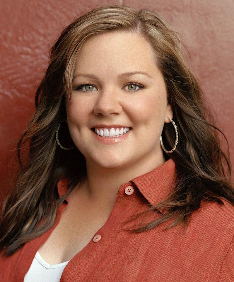 Melissa McCarthy stars as Sookie St. James in Gilmore Girls on The CW.