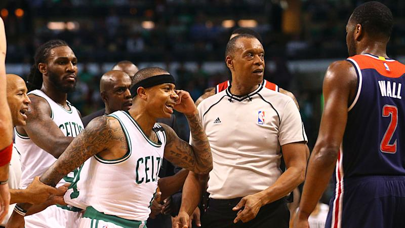 NBA playoffs 2017: Isaiah Thomas helps make Celtics-Wizards hard-edged series we expected