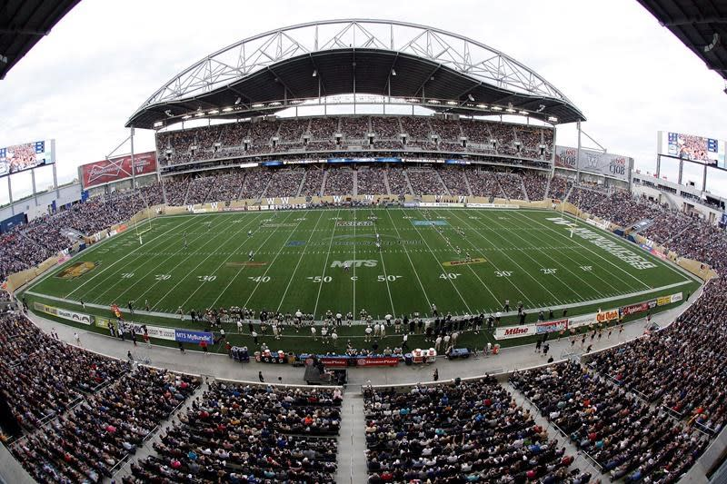 Manitoba and Saskatchewan offer financial support to be chosen as CFL hub