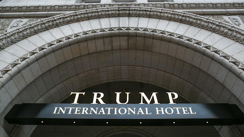 Democrats File Lawsuit Claiming Trump Administration Is Withholding Trump Hotel Documents