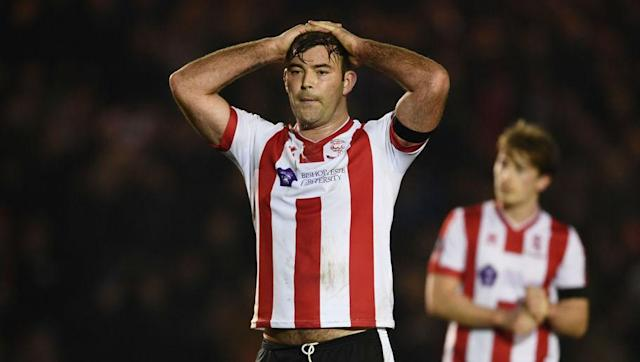 """<p>Only in the FA Cup would you get a man like Matt Rhead facing off against Premier League opposition. Standing 6'4"""", and weighing nearly 17 stone, Rhead will be the dictionary definition of nuisance value, when his Lincoln City side travel to Turf Moor to face Burnley.</p> <p>Lincoln are currently top of the National League with a game in hand over their nearest competitors, and their victory over Brighton in the last round brought a lot of praise for both their players, and their PE-teacher-turned-manager Danny Cowley.</p> <br><p>However, Burnley's home form has been nigh on impeccable this season, and in all likelihood, this will see them keep their place in the Premier League. This leaves the door open for a potential cup run for the Clarets, who will be able to transfer their tremendous work ethic to other competitions. </p> <br><p>Lincoln faced Brighton without a shred of fear last round, and having won that fixture, will approach the fixture with Burnley with even more confidence. Rhead will play a critical role in any successes that they may find on Saturday.</p>"""