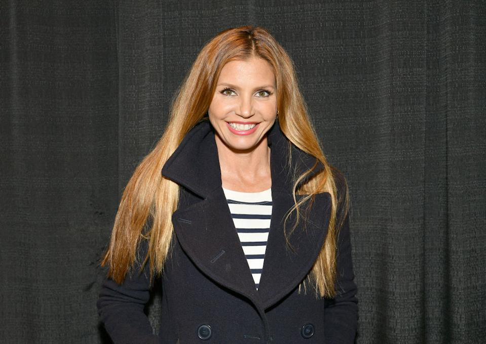Charisma Carpenter is explaining how to be an ally. (Photo: Dia Dipasupil/Getty Images for ReedPOP )