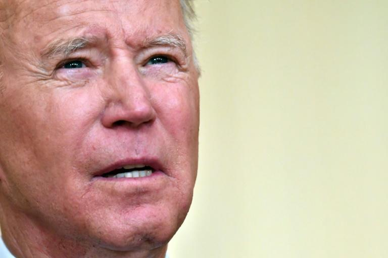 US President Joe Biden has tried to build on George Floyd's death by calling for police reforms