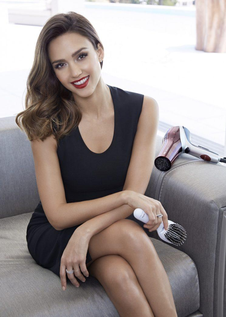 Jessica Alba has left Hollywood behind to focus on her ever-growing business [Photo: Braun]