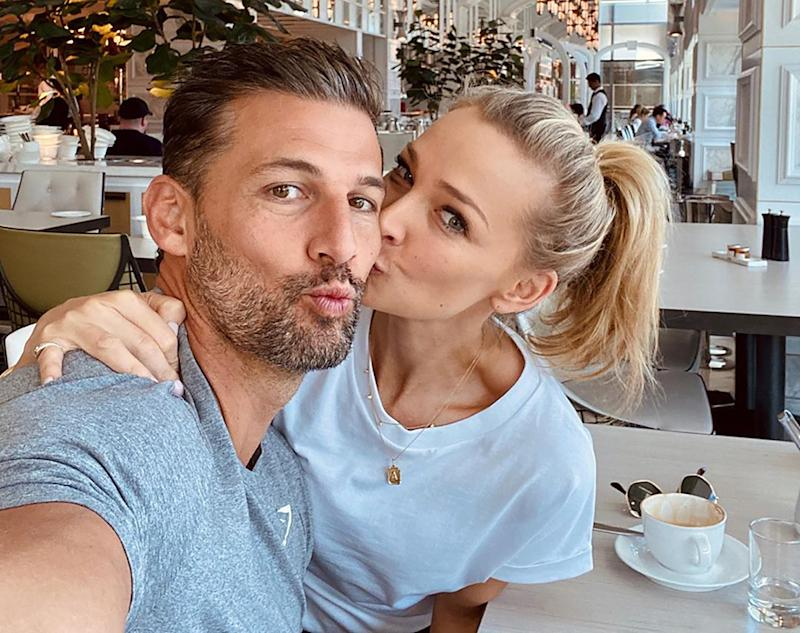 The Bachelor's Tim Robards and Anna Heinrich