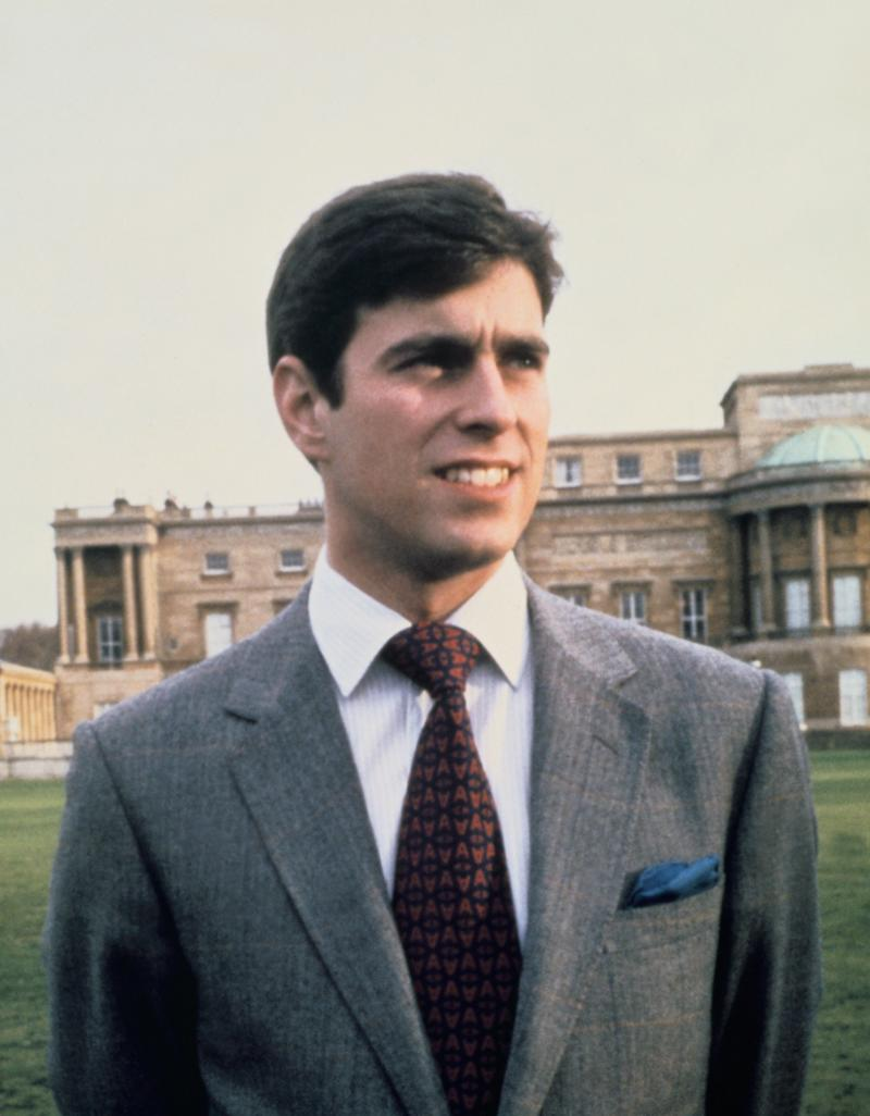 Prince Andrew in the 1980's. Photo by Keystone-France/Gamma-Keystone via Getty Images.