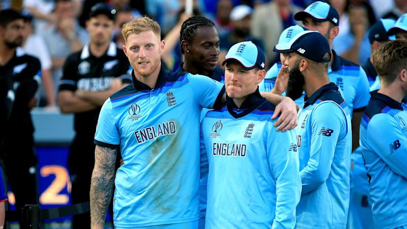 The Dublin-born batsman was speaking after England won their first Cricket World Cup.