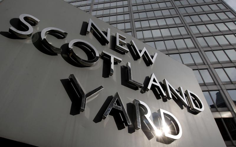 Scotland Yard - Credit: Dominic Lipinski/PA