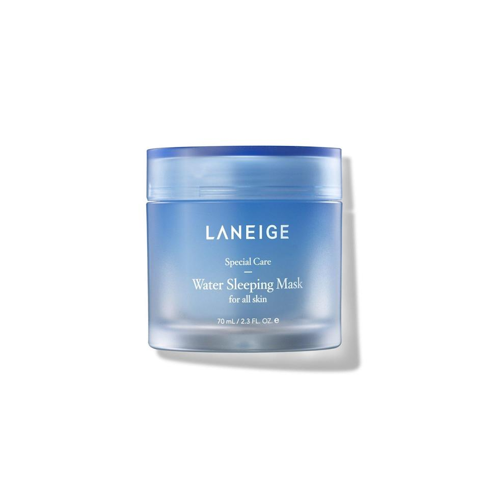 """<p><strong>LANEIGE</strong></p><p>sephora.com</p><p><strong>$25.00</strong></p><p><a href=""""https://go.redirectingat.com?id=74968X1596630&url=https%3A%2F%2Fwww.sephora.com%2Fproduct%2Fwater-sleeping-mask-P420651&sref=https%3A%2F%2Fwww.oprahdaily.com%2Fbeauty%2Fg28640223%2Fbest-night-cream%2F"""" rel=""""nofollow noopener"""" target=""""_blank"""" data-ylk=""""slk:SHOP NOW"""" class=""""link rapid-noclick-resp"""">SHOP NOW</a></p><p>This award-winning night cream has 4.5 stars and has been favorited by more than 110,000 Sephora customers, because it quickly penetrates skin and works overtime to hydrate, brighten, and smooth. For glowing skin, use it to seal in any other serums you may use—vitamin C, retinol, or facial oil, for example—before you go to sleep, says <a href=""""https://www.facebykase.com/"""" rel=""""nofollow noopener"""" target=""""_blank"""" data-ylk=""""slk:Kasey Adam Spickard"""" class=""""link rapid-noclick-resp"""">Kasey Adam Spickard</a>, a professional makeup artist. <br></p>"""