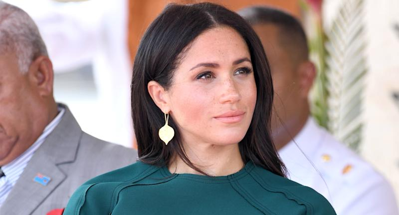 A source close to the Duchess of Sussex has revealed she previously suffered from panic attacks due to the negative media coverage. (Photo by Karwai Tang/WireImage)