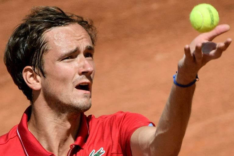 Medvedev has lost in the first round in all four of his Roland Garros appearances