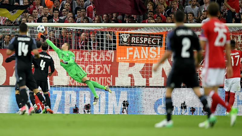 Zidane frustrated by 'wall' Neuer despite Real Madrid victory