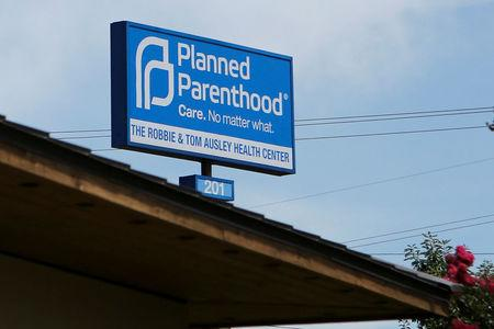 FILE PHOTO - Planned Parenthood South Austin Health Center in Austin
