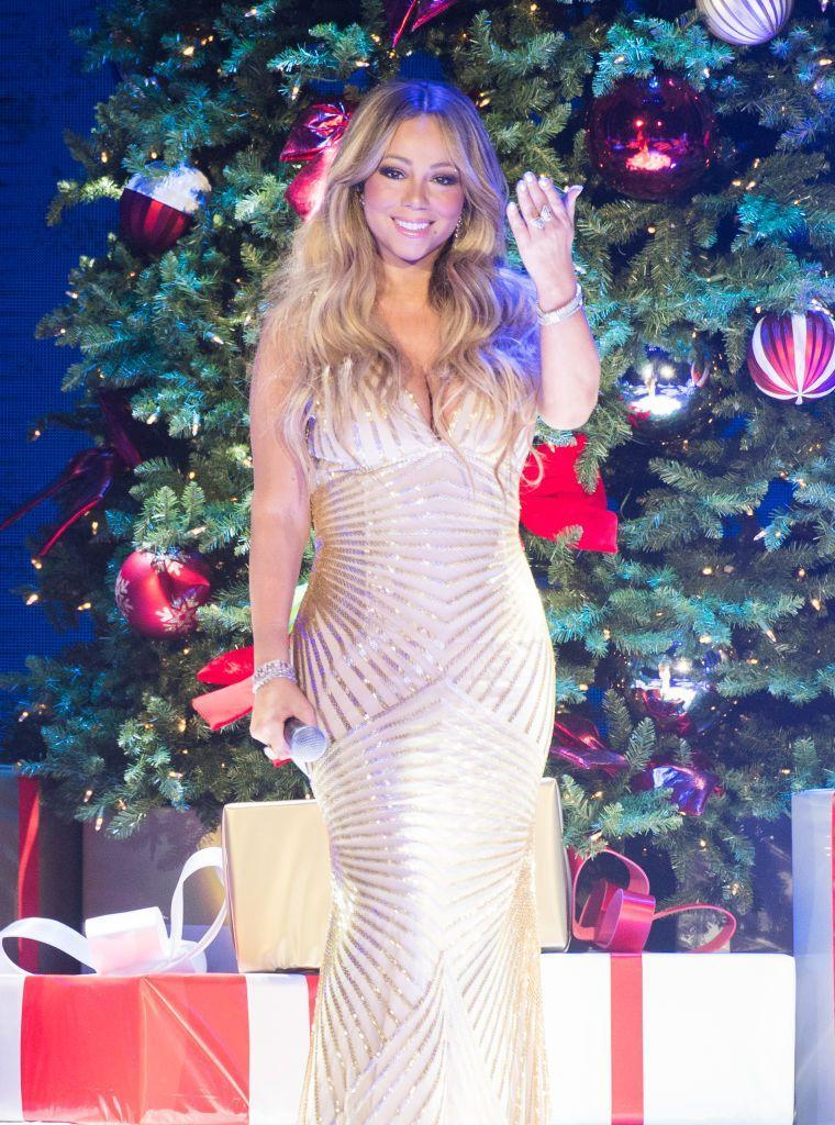 """<p>Mariah Carey has a <a href=""""https://www.amazon.com/gp/product/B00F2OIYPW/?tag=syn-yahoo-20&ascsubtag=%5Bartid%7C10055.g.2680%5Bsrc%7Cyahoo-us"""" rel=""""nofollow noopener"""" target=""""_blank"""" data-ylk=""""slk:whole album"""" class=""""link rapid-noclick-resp"""">whole album</a> filled with your favorite Christmas songs, but this cheerful song (with jingle bells in the track!) is her most enduring song. So enduring, in fact, that <a href=""""https://slate.com/podcasts/hit-parade/2019/12/mariah-carey-all-i-want-for-christmas-is-you-number-1-billboard"""" rel=""""nofollow noopener"""" target=""""_blank"""" data-ylk=""""slk:the song hit No. 1 on the Billboard charts"""" class=""""link rapid-noclick-resp"""">the song hit No. 1 on the <em>Billboard</em> charts</a> at the end of 2019, 25 years after it was originally recorded. </p><p><a class=""""link rapid-noclick-resp"""" href=""""https://www.amazon.com/All-I-Want-Christmas-You/dp/B00F2OIZLA/?tag=syn-yahoo-20&ascsubtag=%5Bartid%7C10055.g.2680%5Bsrc%7Cyahoo-us"""" rel=""""nofollow noopener"""" target=""""_blank"""" data-ylk=""""slk:AMAZON"""">AMAZON</a> <a class=""""link rapid-noclick-resp"""" href=""""https://go.redirectingat.com?id=74968X1596630&url=https%3A%2F%2Fitunes.apple.com%2Fus%2Falbum%2Fall-i-want-for-christmas-is-you%2F585972750&sref=https%3A%2F%2Fwww.goodhousekeeping.com%2Fholidays%2Fchristmas-ideas%2Fg2680%2Fchristmas-songs%2F"""" rel=""""nofollow noopener"""" target=""""_blank"""" data-ylk=""""slk:ITUNES"""">ITUNES</a></p>"""