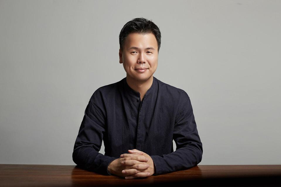 Marco Lai Jinnan started Lizhi in 2013, growing it into one of China's largest companies focused on user-generated audio content. Photo: Handout