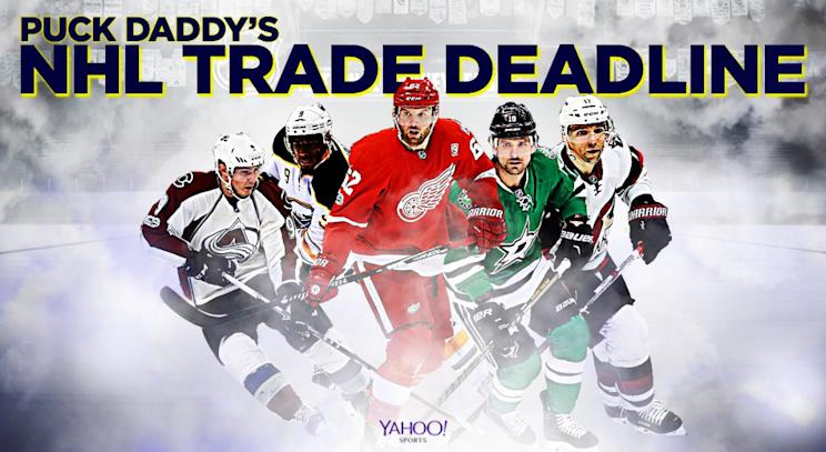Live Blog  Puck Daddy s NHL Trade Deadline 686759823