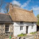 "<p>We're in Cornwall, in awe of the delightful, Grade II listed, Millstone Cottage. Set deep in a wooded valley near the village of Cadgwith, a front stable-door welcomes you into this restful abode. The open plan kitchen and wood-burning stove are highlight features, while the french door at the back open out onto the private garden – the perfect place for breakfast. Millstone Cottage is available through Classic Cottages. </p><p><a class=""link rapid-noclick-resp"" href=""https://www.classic.co.uk/holiday-cottage/desc-4300.html"" rel=""nofollow noopener"" target=""_blank"" data-ylk=""slk:BOOK NOW"">BOOK NOW</a></p>"