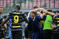 Inter Milan are on the verge of a first Serie A title since 2010