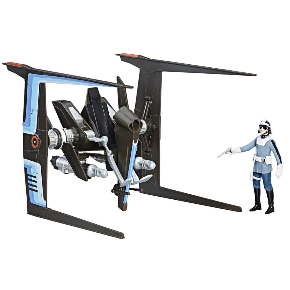 <p>Canto Bight is a new location revealed in <em>The Last Jedi</em>. $29.99 (Photo: Hasbro) </p>