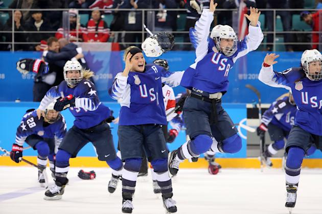 No thoughts of Sochi agony as USA  women chase gold once again