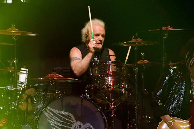 Joey Kramer Issues Statement on Lawsuit Against Aerosmith