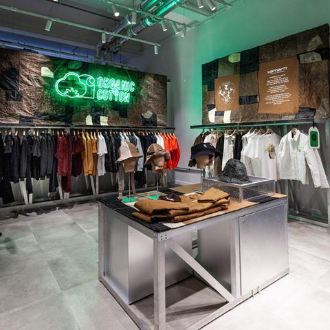 """<p>Carhartt WIP has produced a capsule collection for Selfridges' Project Earth programme. </p><p>The programme is intended to promote sustainable practices in the fashion industry, and sees the workwear brand collaborate with London-based designer Delly Deacon.</p><p>In her own work, Deacon is known for her distinctive bucket hats, made using dyes made of foraged natural materials, like flowers and leaves.</p><p>Deacon's capsule collection for Carhartt WIP will feature her distinctive hats, however this time they're made using the brand's discarded fabrics.</p><p><a class=""""link rapid-noclick-resp"""" href=""""https://go.redirectingat.com?id=127X1599956&url=https%3A%2F%2Fwww.selfridges.com%2FGB%2Fen%2Fcat%2Fcarhartt-wip%2F%3Ffh_sort_by%3Dnewest&sref=https%3A%2F%2Fwww.elle.com%2Fuk%2Ffashion%2Fwhat-to-wear%2Fg22788319%2Fsustainable-fashion-brands-to-buy-from-now%2F"""" rel=""""nofollow noopener"""" target=""""_blank"""" data-ylk=""""slk:SHOP NOW"""">SHOP NOW</a></p><p><a href=""""https://www.instagram.com/p/CF1n28KlKve/"""" rel=""""nofollow noopener"""" target=""""_blank"""" data-ylk=""""slk:See the original post on Instagram"""" class=""""link rapid-noclick-resp"""">See the original post on Instagram</a></p>"""