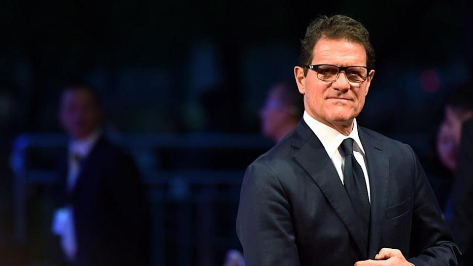 Fabio Capello | JOHANNES EISELE/Getty Images