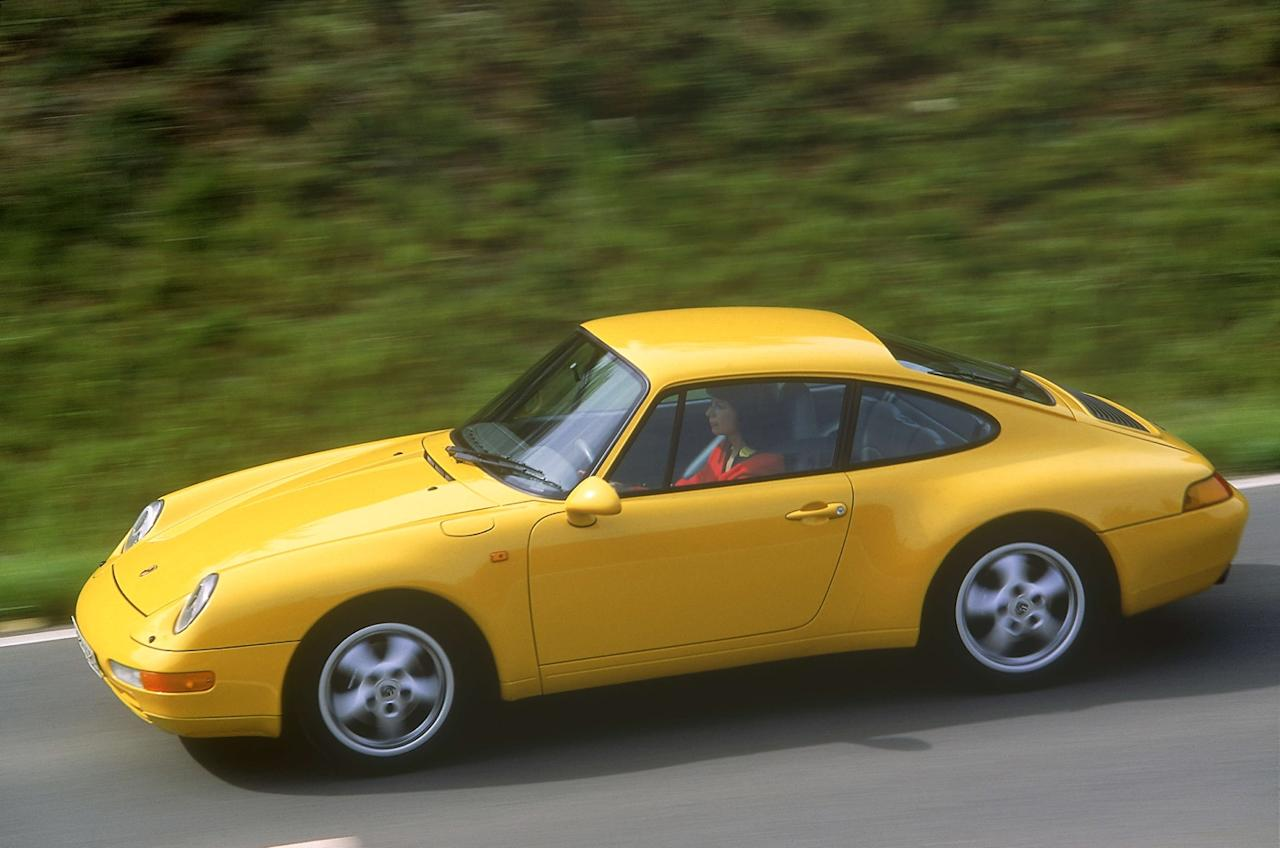 Fifty years of the Porsche 911