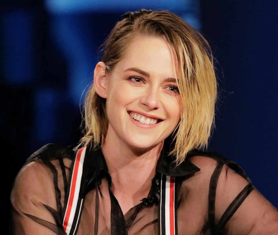 What else you've seen her in: Charlie's Angels, Happiest Season, Underwater, Still Alice, American Ultra, Personal Shopper, Snow White and the Huntsman, The Runaways, Into the Wild, Adventureland, Zathura: A Space Adventure, and moreUpcoming projects: Spencer and Crimes of the Future