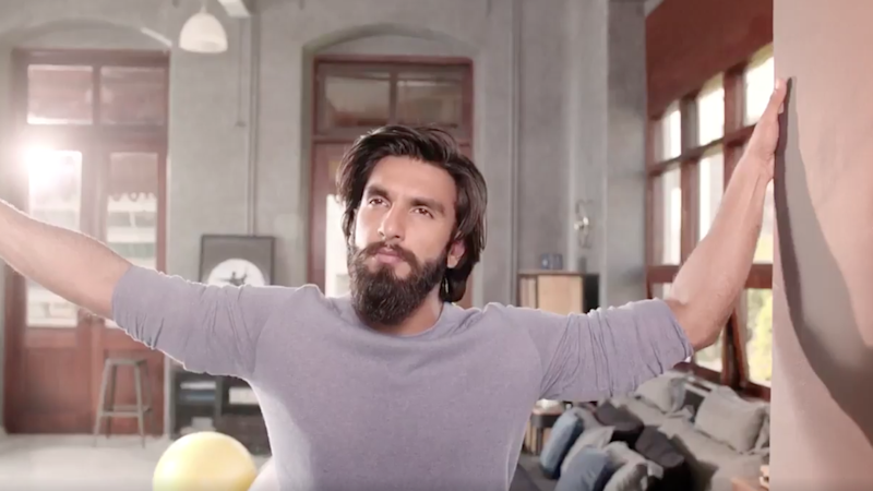 Ranveer & Durex Pull a Fast One With 'Jeans' Campaign