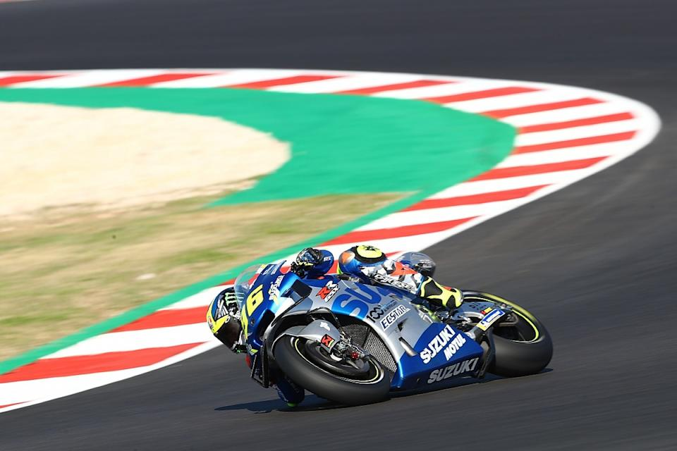 Damage from early collision ended Mir's Portugal race