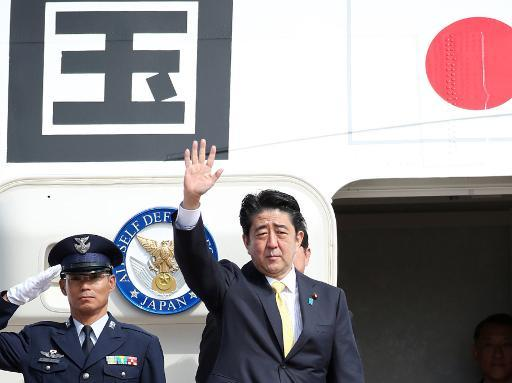 Japan PM heads to Turkey to push nuclear exports
