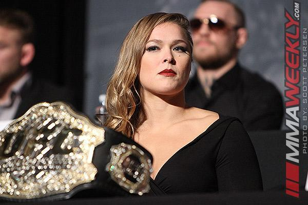 Ronda Rousey is the UFC's Biggest Star, Opened the Floodgates for Women
