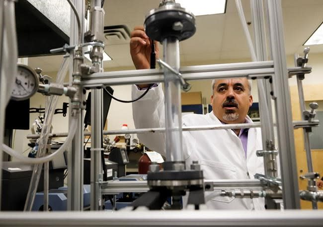 New LNG technology developed at University of Calgary touted as greener, cheaper