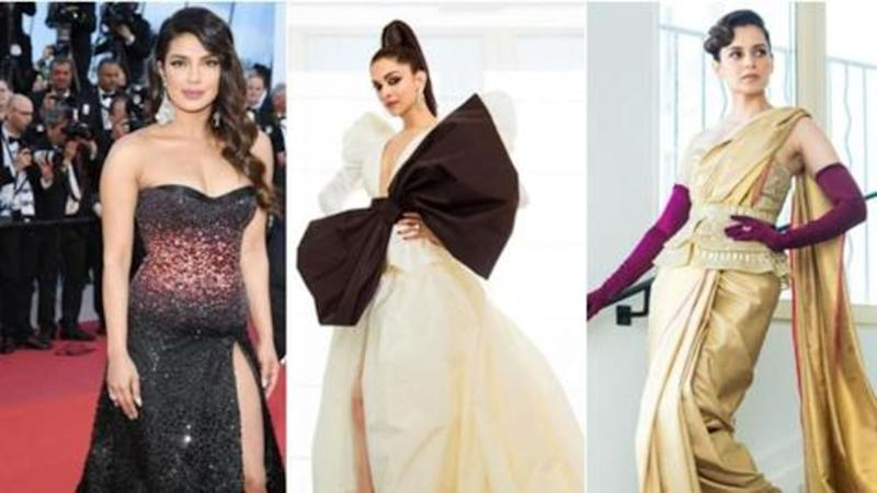 Cannes round-up: Kangana stuns, Deepika steals limelight, Priyanka