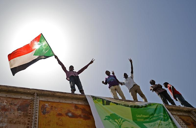Sudanese protesters want a new governing council to be headed by a civilian