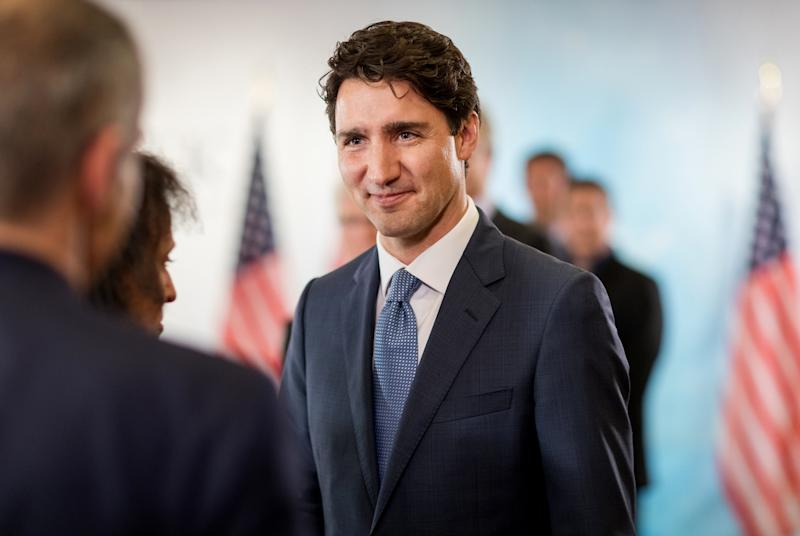 Trudeau Ramps Up Courtship of Xi Amid China Free-Trade Talk
