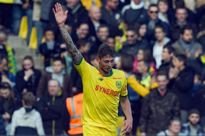 Private search for missing Emiliano Sala starts