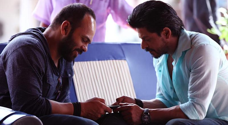Here's Why SRK & Rohit Shetty Won't Be Working Together Again!