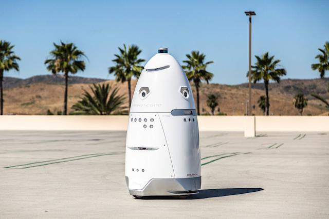 Robots, Homeless Battle Over San Francisco Squatting Space