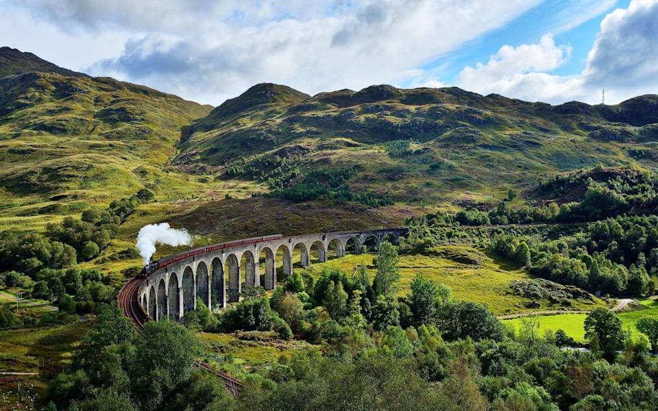 when can I visit Scotland Latest travel advice for holidays roadmap lockdown hotels - Getty