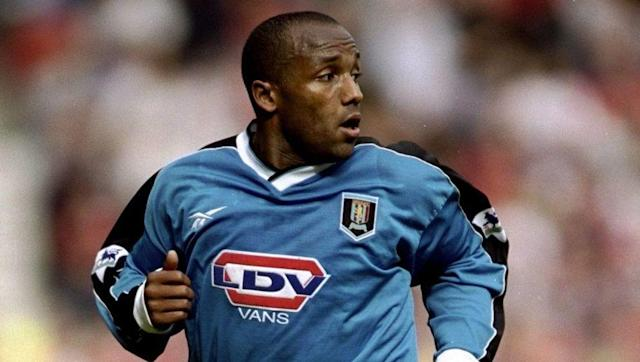 <p><strong>21st August 1994 vs Newcastle United</strong></p> <br><p>Later more famously of Aston Villa, Julian Joachim was the player responsible for Leicester's first goal in the Premier League era after the Foxes secured promotion to the top flight in 1994.</p> <br><p>That game ended in a 3-1 defeat and Leicester had just a single point to show for their opening five games. It wasn't until mid-September that the club had their first victory, with Joachim scoring twice in a 3-1 win over Tottenham.</p>
