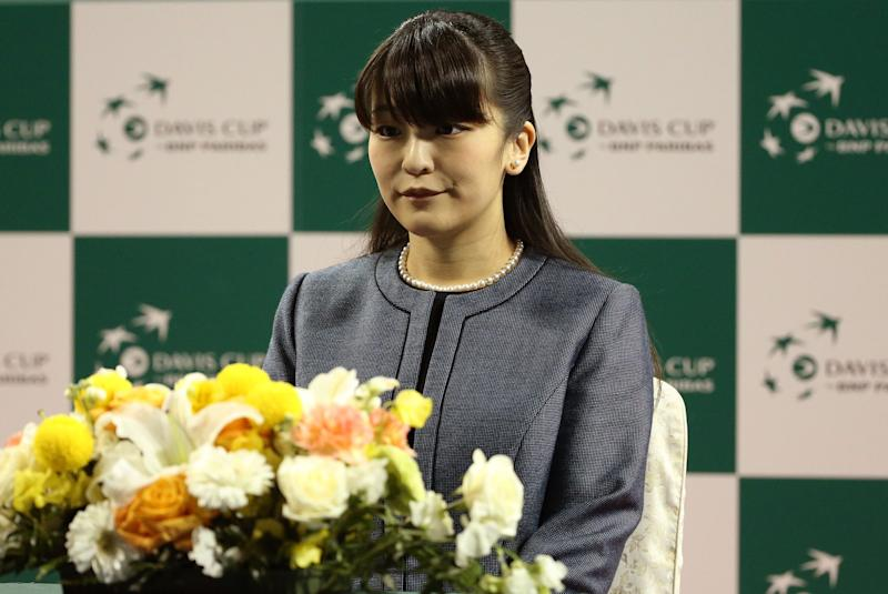 This Japanese Princess Just Gave Up Her Royal Status - Out