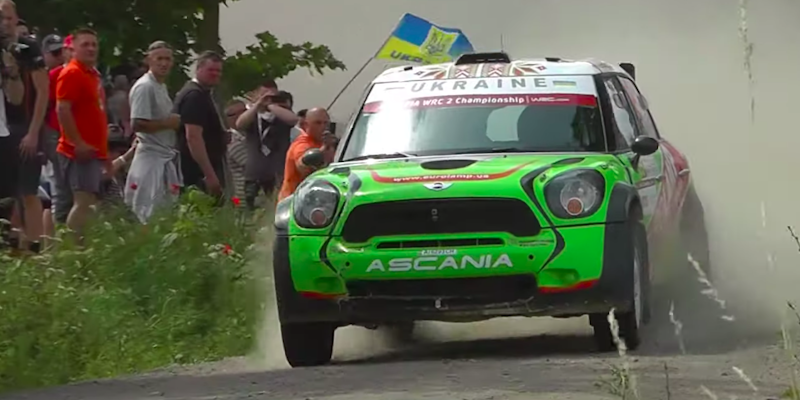 Rally Motor Credit >> Mini S Rally Cars Make Lots Of Great Noises