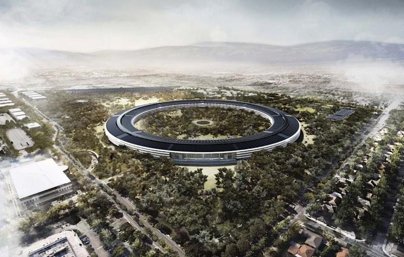 Steve Jobs's final vision has been realized, and it's in the form of a bold 175-acre, Foster + Partners–designed campus